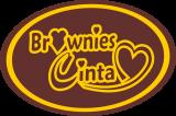 logo brownies cinta